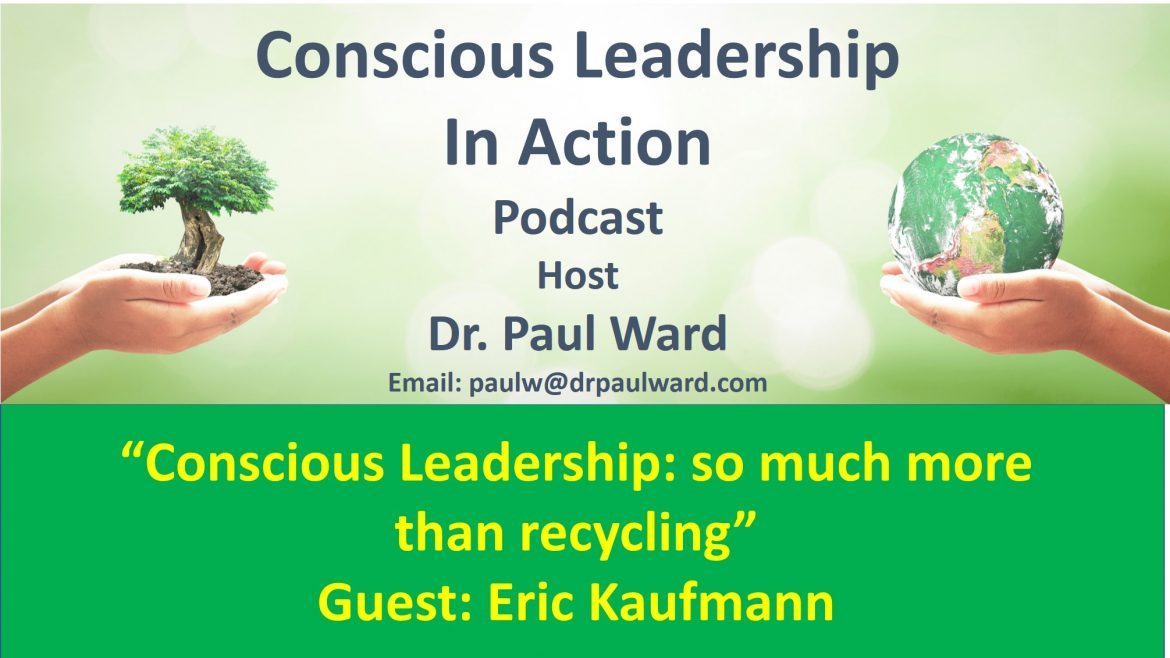 Conscious leadership or conscientious leadership