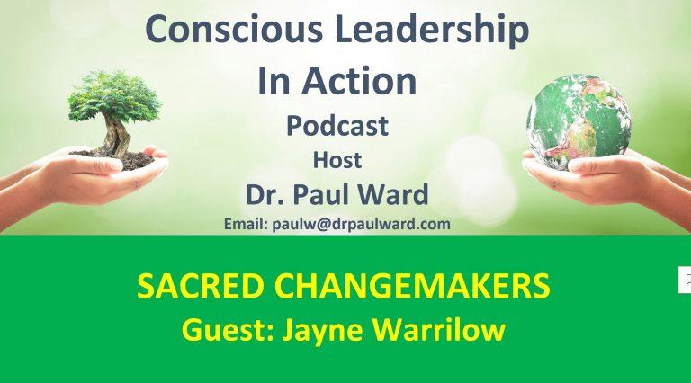Sacred Changemakers Blog Post Banner